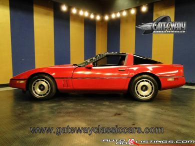 1984 Chevrolet Corvette Coupe for sale