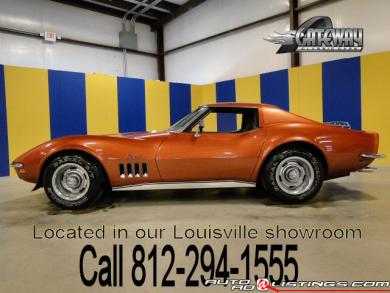 1969 Chevrolet Corvette Coupe for sale