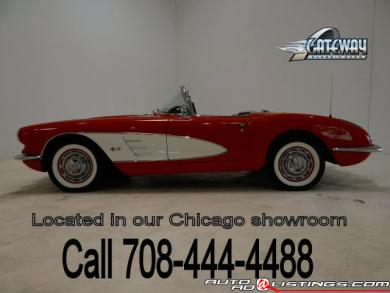 1959 Chevrolet Corvette Coupe for sale